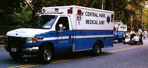 The Central Park Medical Unit